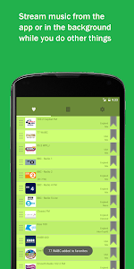 RadioNet Radio Online screenshot 0