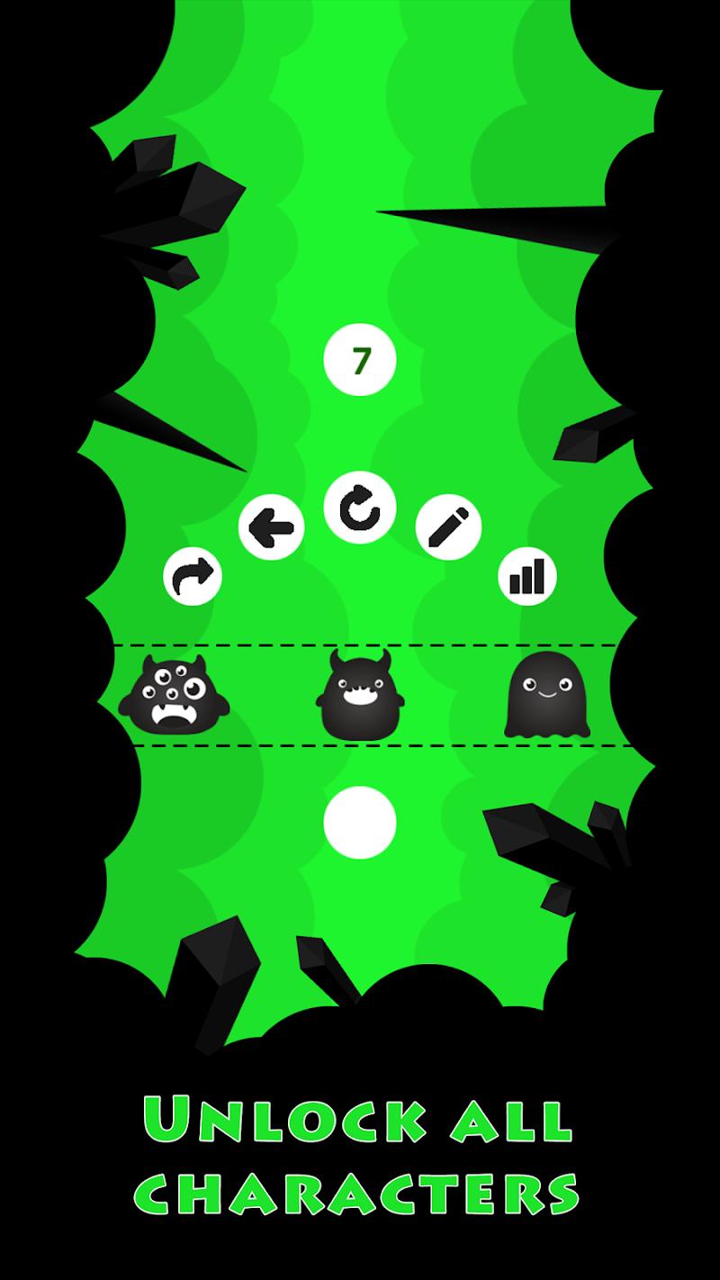 Скриншот Cave Jump