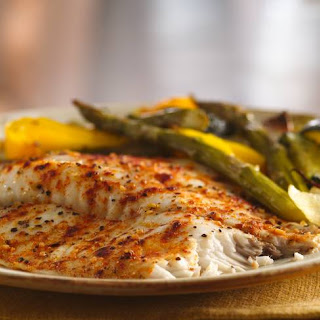 Roasted Tilapia With Vegetables Recipes