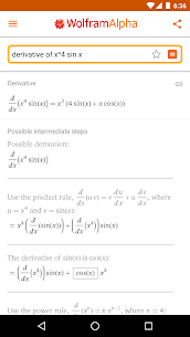 WolframAlpha Mod Apk Download For Android 2