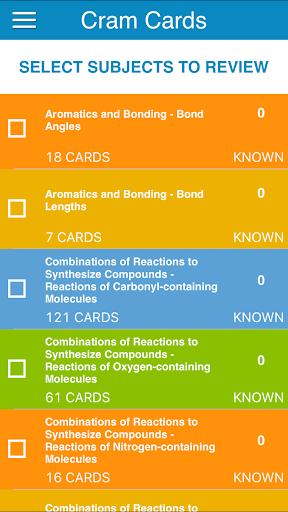 MCAT 2015 Organic Chemistry