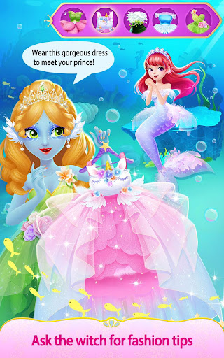 Sweet Princess Fantasy Hair Salon 1.0.6 screenshots 15