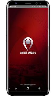 Arequipa Agenda - náhled