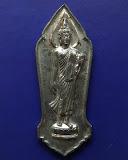 3.พระลีลา 25 พุทธศตวรรษ เนื้อชิน พ.ศ. 2500 พระดีพิธีใหญ่