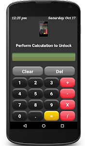 Calculator Lock Screen screenshot 2