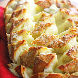 Mozzarella Cheese Garlic Bread Recipe
