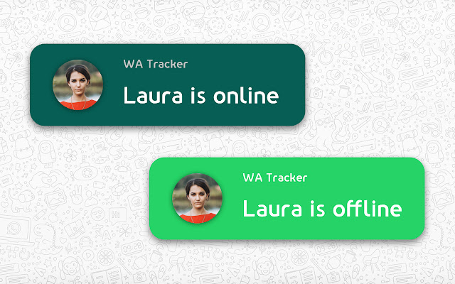 Online Tracker for WhatsApp™