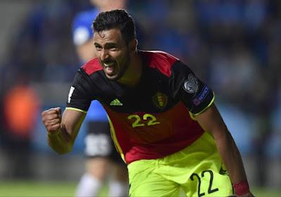 'Transfer voor zo'n 22 à 27 miljoen euro zit eraan te komen voor Nacer Chadli'