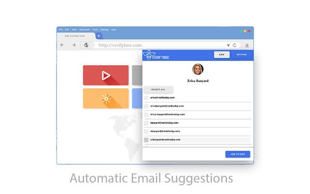 Email Verify by VerifyBee