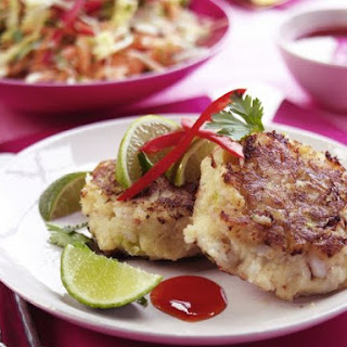 Lime and Chilli Fishcakes