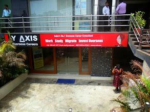 Photo: Y-Axis Secunderabad