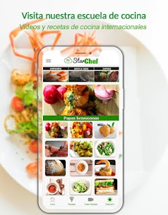 StarChef – Recetas Premium de Cocina en Español 5