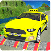 Crazy Taxi Mountain Drive 3D