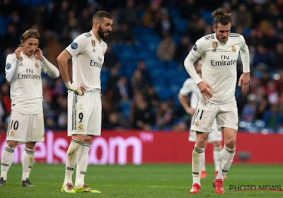 Real Madrid kan ook laatste wedstrijd van het seizoen niet winnen