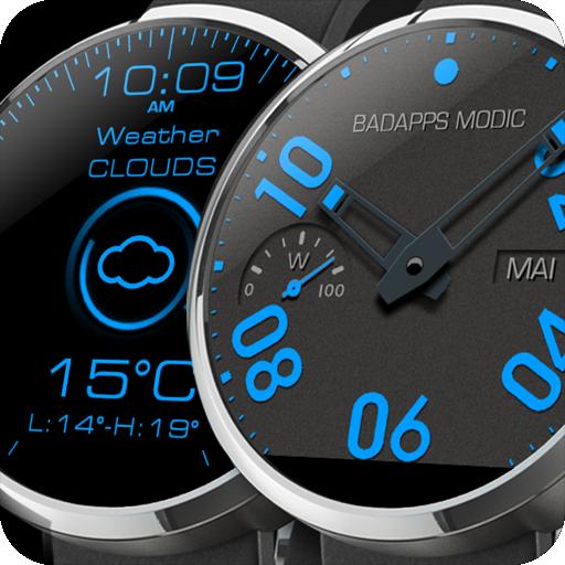 BadApps Modernity Watch Face 個人化 App LOGO-硬是要APP