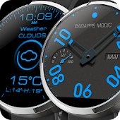 BadApps Modernity Watch Face