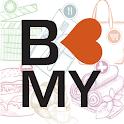 B-MY Frankfurt 2019 icon