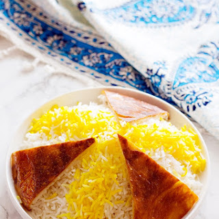 Persian Steamed White Rice - Chelow.