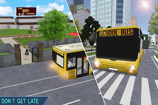 Virtual Girl Life: New High School Girl Sim android2mod screenshots 6