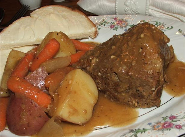 My Midwestern Cold Remedy Pot Roast Recipe