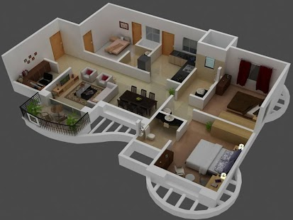 3D Room Planner Layout - Android Apps on Google Play