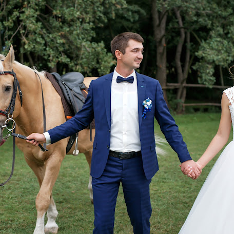 Wedding photographer Olya Gordeeva (id7248001). Photo of 21.02.2018
