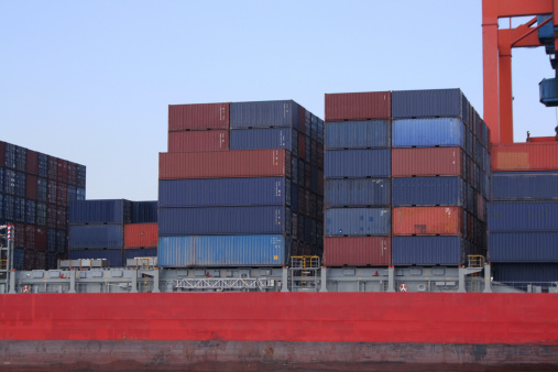 Cargo containers. Picture: THINKSTOCK