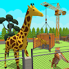 Zoo Artigianato: Blocky World Construction & Build