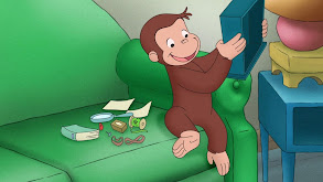 Honey of a Monkey; Curious George's Egg Hunt thumbnail