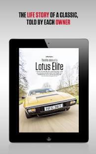 Classic Cars Magazine - náhled