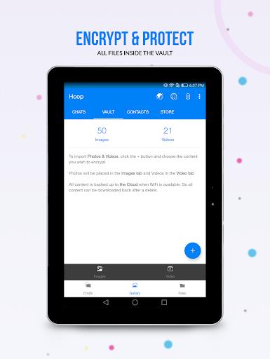 Hoop Messenger 2.23.2129 screenshots 9
