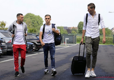 """Binnenkort nog een JPL-speler bij de Rode Duivels? """"Er zitten spelers van KRC Genk, AA Gent en Club Brugge bij, het is niet onmogelijk"""""""
