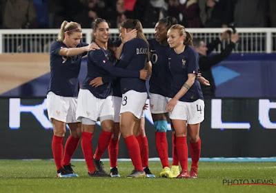 Frankrijk klopt Zwitserland in leuk oefenduel
