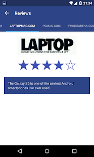 ReviewGist - Reviews To Go- screenshot thumbnail