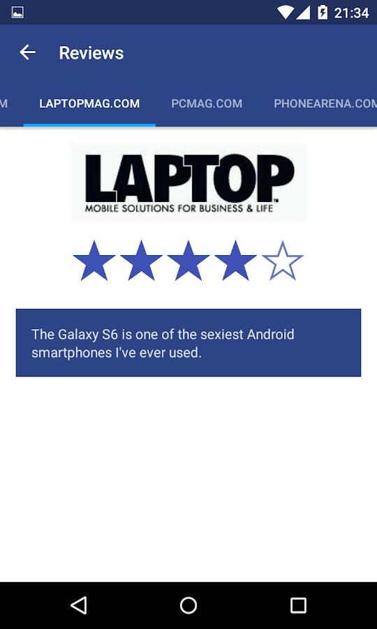 ReviewGist - Reviews To Go- screenshot