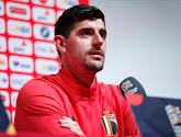 """Courtois is héél direct en spreekt over einde als Rode Duivel: """"Ik ga in de toekomst geen drie of vier weken extra voetballen om vervolgens uitgeschakeld te worden in de achtste finales"""""""