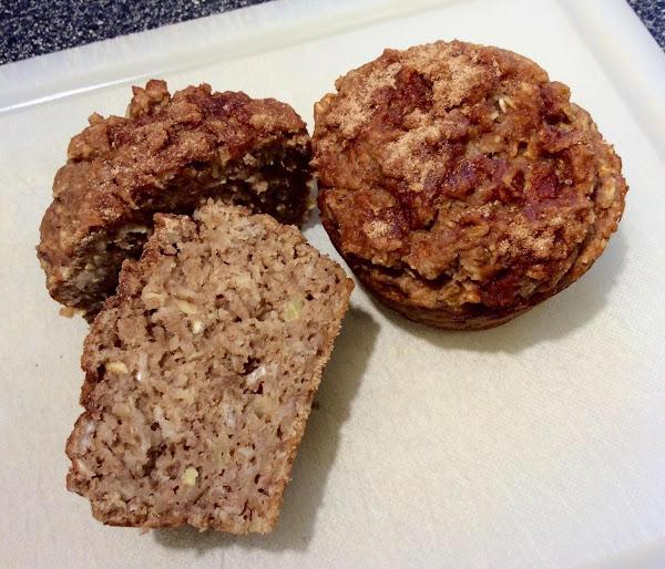 Cinnamon Apple Muffins Recipe