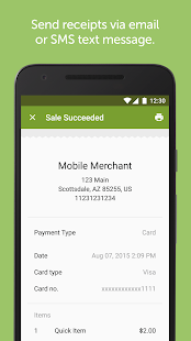 Mobile Pay by Global Payments- screenshot thumbnail