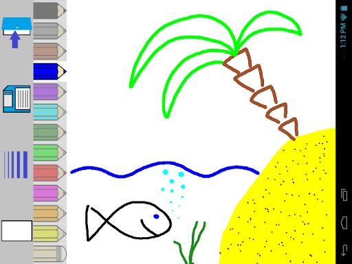 子供のための描画