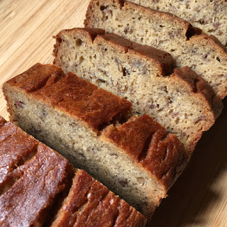 Crazy Good Gluten-Free Banana Bread.