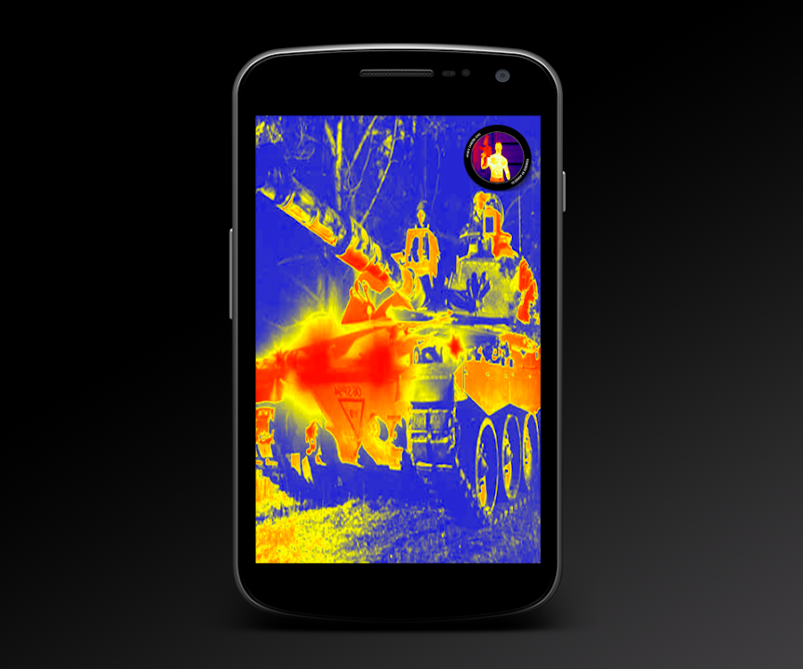 Thermal Camera Filter Effect Flashlight – (Android تطبيقات) — AppAgg