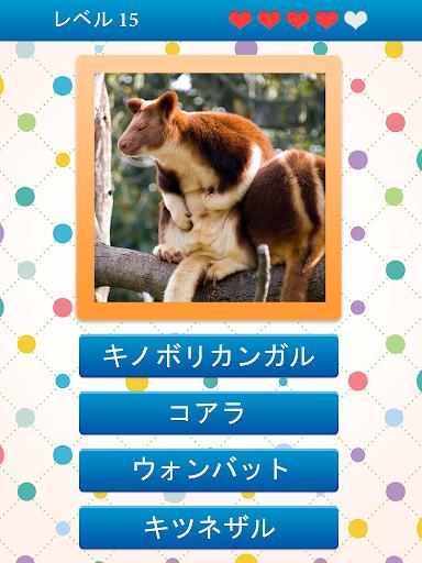 免費下載益智APP 動物の名前は何ですか? app開箱文 APP開箱王