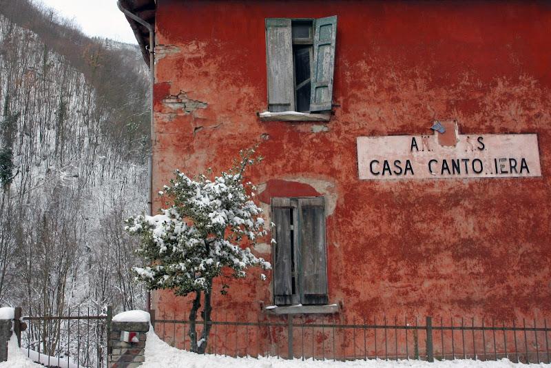 Casa cantoniera di Zaporogo