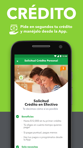 Banco Azteca screenshots 2