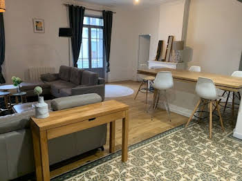 Appartement meublé 3 pièces 96,92 m2