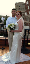 Photo: Married at the Loft at Soby's overlooking downtown Greenville  - 7/09   ~ www.WeddingWoman.net ~