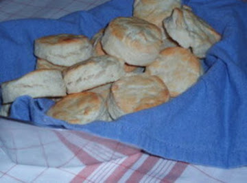 Whipping Cream Biscuits Recipe