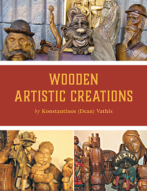 Wooden Artistic Creations cover