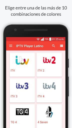 IPTV Player Latino|玩媒體與影片App免費|玩APPs