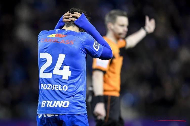 """Philippe Clement legt uit waarom Alejandro Pozuelo niet in de wedstrijdkern zit: """"Het is heel slecht nieuws voor hem"""""""